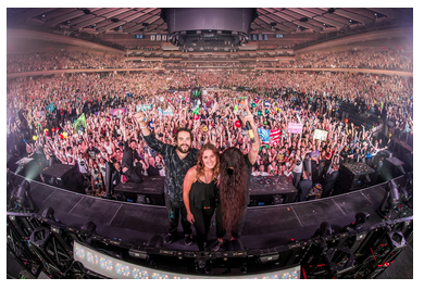 Paw Print Newspaper Concert Review Bassnectar at Madison Square