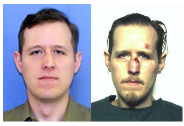 Accused Cop Killer Eric Matthew Frein Captured after nearly seven weeks on the run