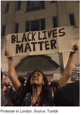 Ferguson Decision Sets a New Wave of Fury