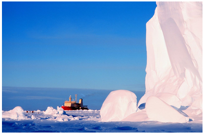 Ice Melts: Recent Researches by Rutgers Unsettle Previous Theories
