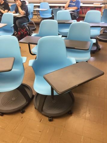 New Desks Not For Racing???