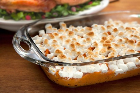 Reviewing Recipes: Sweet Potato Casserole