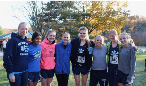 West Morris Girl's Cross Country Team Advances to the Group 3 Championships