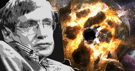 Stephen Hawking 1,000 Year Prediction
