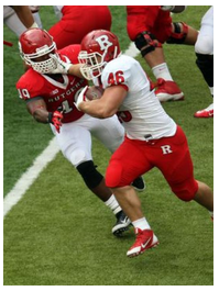 West Morris Star Takes on Key Role for Rutgers Football