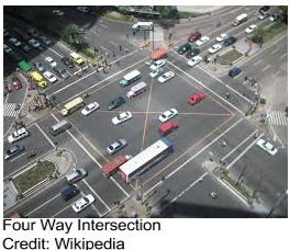Virtual Traffic Lights Could Lower Car Accidents