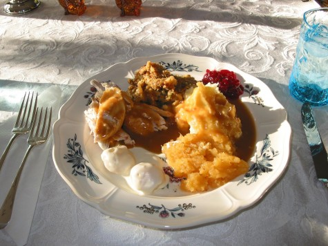 Spice Up Your Thanksgiving Dinner!