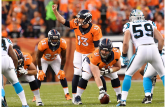 Trevor Siemian and the Denver Broncos take down the Panthers on opening night
