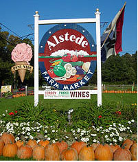 Alstede Farms in Chester, New Jersey