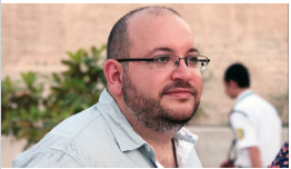U.S. Journalist Imprisoned in Iran Freed and Now Filing Lawsuit