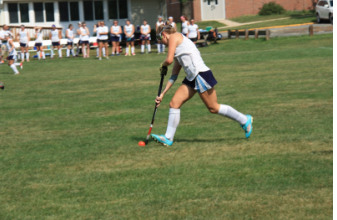 WMC Field Hockey Crushes Mendham