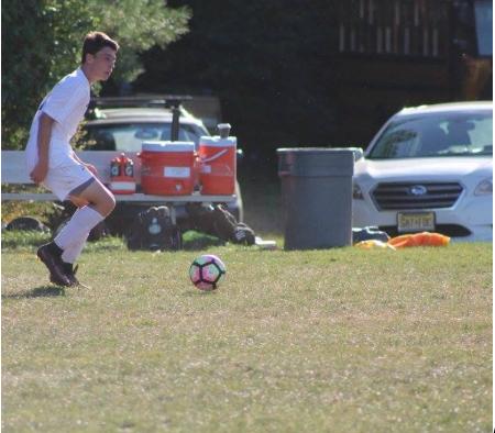Central Boys Varsity Soccer Beats Roxbury in an Overtime Thriller