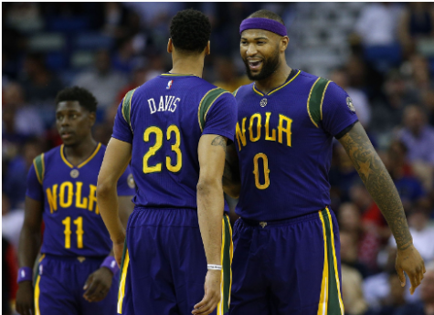 Pelicans Looking to Take out Warriors