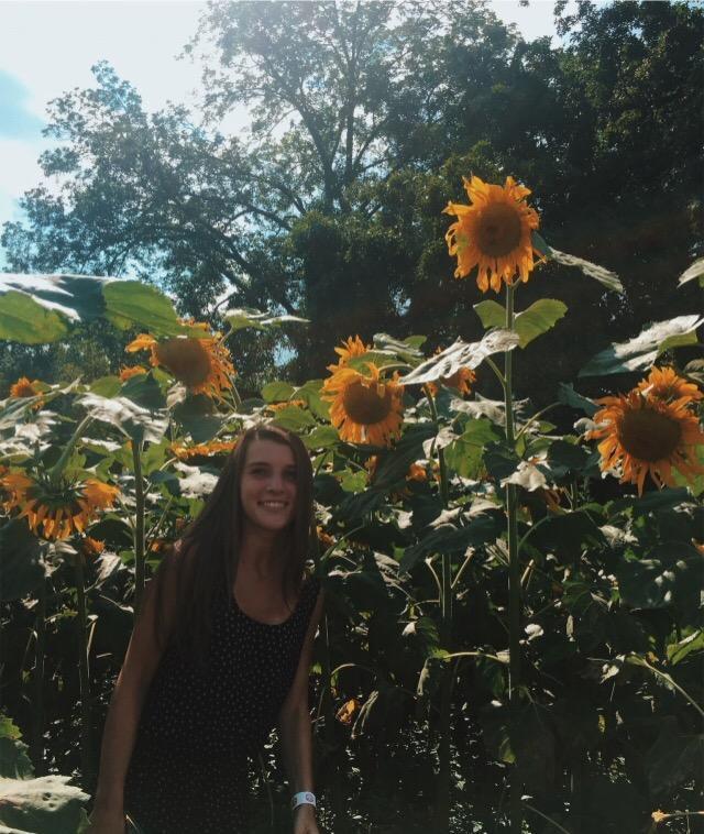 Ashley Lutz- Social Media Editor