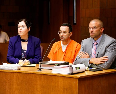 Larry Nassar Sentenced to Prison