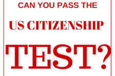 Can West Morris Central Students Pass the U.S. Citizen Test