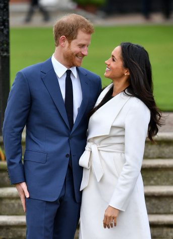Prince Harry Proposes to Actress Meghan Markle