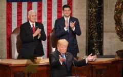Donald Trump Delivers the 2018 State of Union