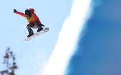 Chloe Kim Dominates Women's Snowboarding