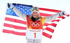 Riding the Slopes and Taking Names- Jamie Anderson