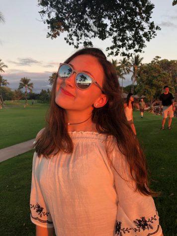 Sydney Stanilious- Managing Editor
