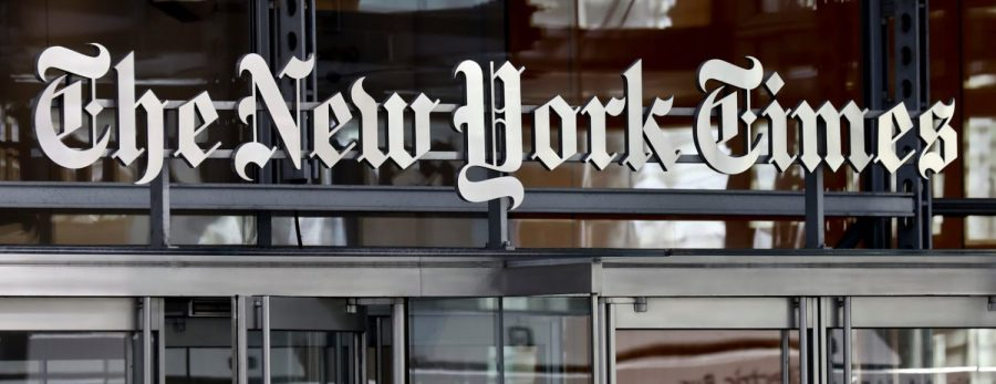 The New York Times is suffering backlash for revealing information about the whistleblower.