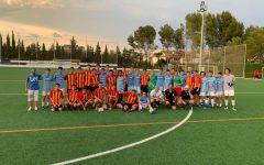 WMC'S Boys Soccer Team Takes on Spain