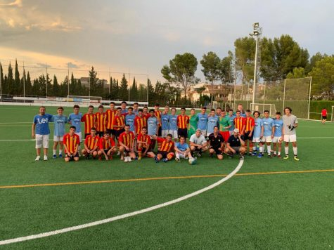 WMC'S Boys Soccer Team Takes on Spain