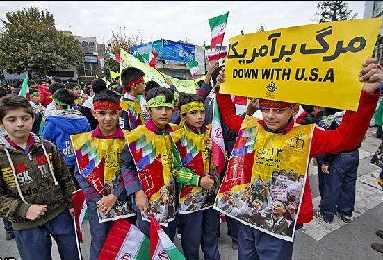 Iranians Express Explosive Emotions on the 13th of Aban