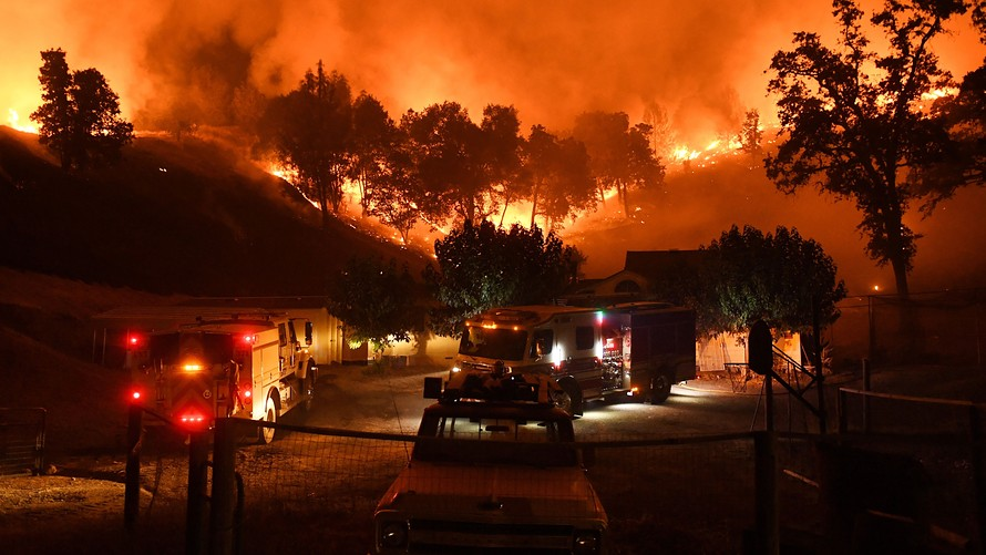 California+Wild+Fires