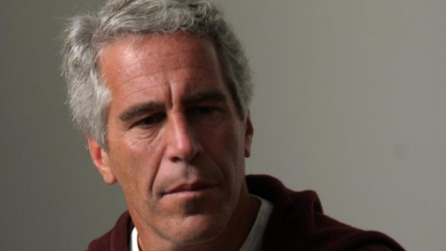 Jeffrey Epstein in 2004. Corbis via Getty Images