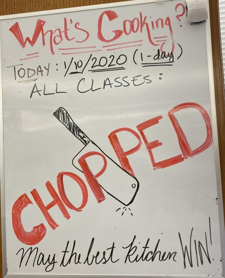 WMC Chopped!