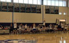 Teacher vs. Unified Basketball Game