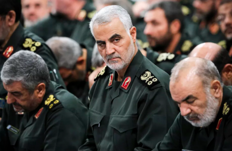 Iranian General Qasim Soleimani, pictured here in 2016, was recently killed by a US airstrike in Baghdad, sparking an international crisis that caused many to liken it to 1914. Photo credits: Office of the Iranian Supreme Leader via AP.