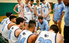 Boys Basketball Battles in Regular-Season Tournament