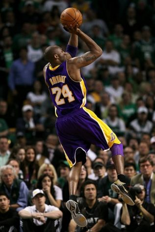 Kobe's iconic Fadeaway Jumper defined his game for two decades.