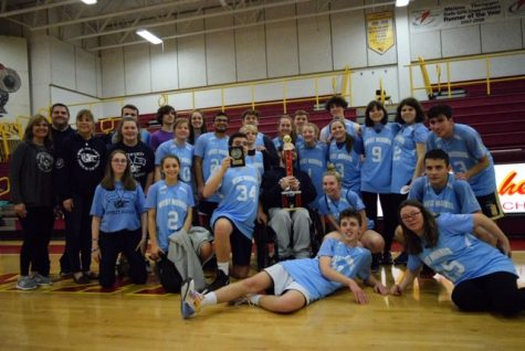 Unified Wins Voorhees Tournament
