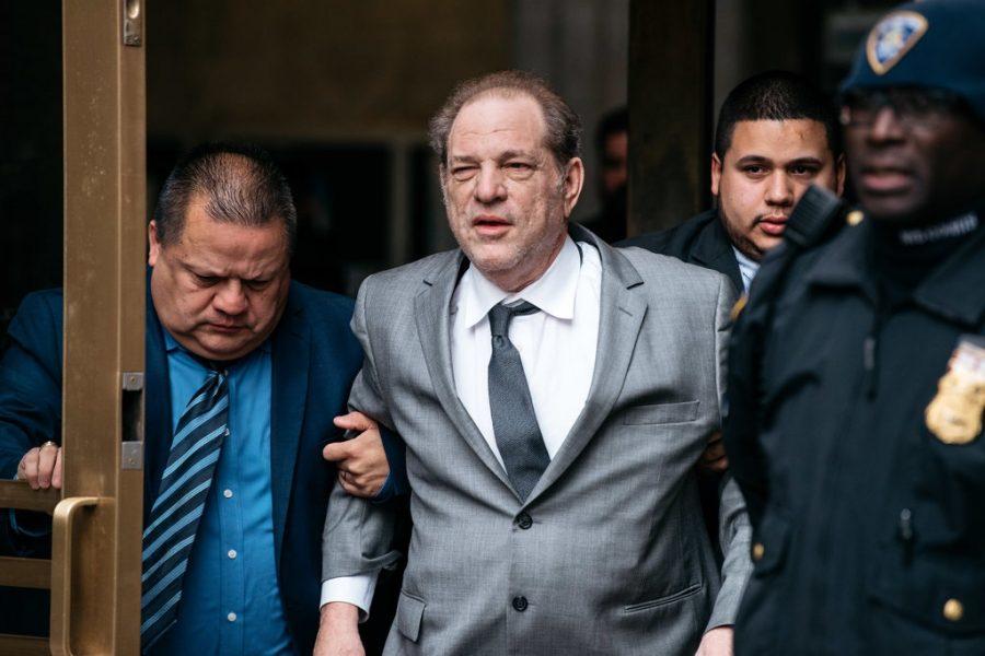Harvey Weinstein Trial