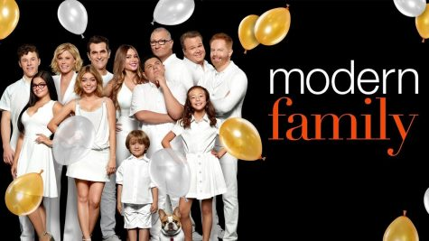 Modern Family says Goodbye