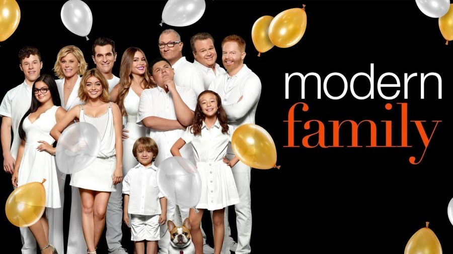 Modern Family says Goodbye