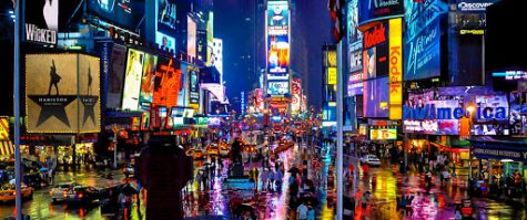 Bye Bye Broadway: The CoronaVirus has Turned off the Brightest Lights in the World