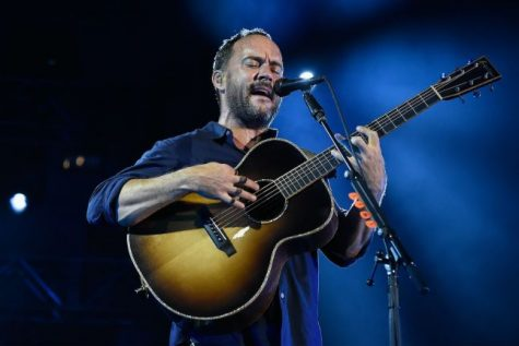 Dave Matthews performs a live stream benefit concert on March 26th.
