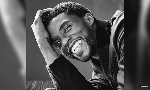 The photo that accompanied the post about the passing of Chadwick Boseman on August 28, 2020. This post received the most likes on Twitter with over 7 million.