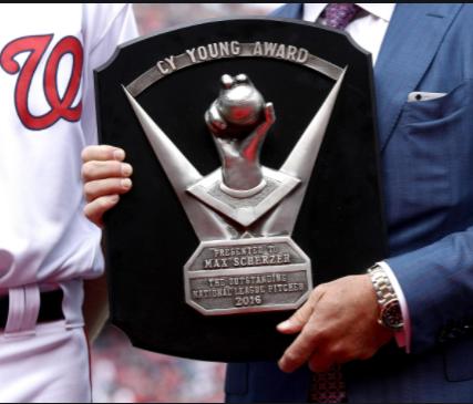 MLB Cy Young Award