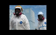 Members of the IAEA fact-finding team in Japan visited the Fukushima Daiichi Nuclear Power Plant to assess first-hand the extent of the tsunami damage and gather nuclear safety lessons that could be learned from the accident, 27 May 2011.