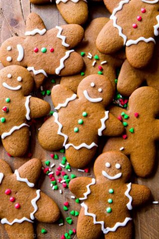 Gingerbread men are a tried-and-true classic when it comes to holiday treats.