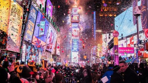 New Years Eve During a Pandemic