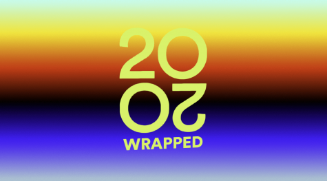 2020 Wrapped Header by Spotify