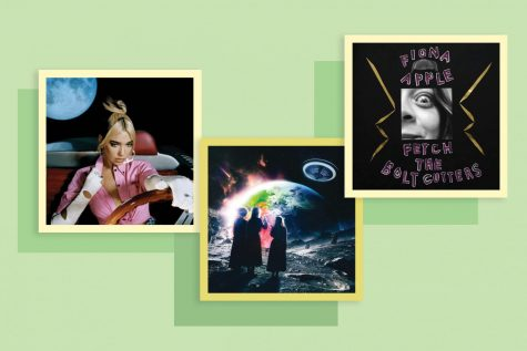 Top Albums of The Year: A Musical Look at 2020