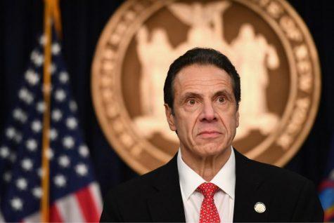 New York governor, Andrew Cuomo.